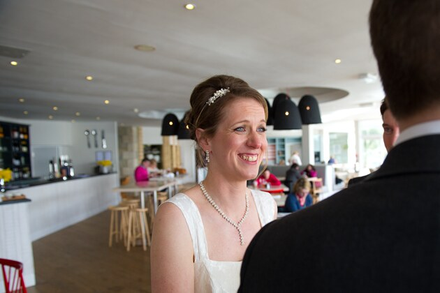 reportage wedding photography cornwall