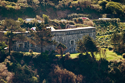 Cornwall wedding venue Polhawn...
