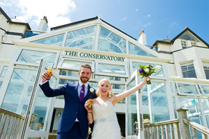 wedding photography Carbis Bay Hotel cornwall