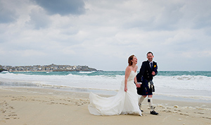 favourite photograph from Lindsey and Owen's wedding in St Ives