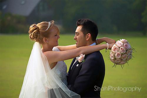 wedding photographer pencarrow house cornwall