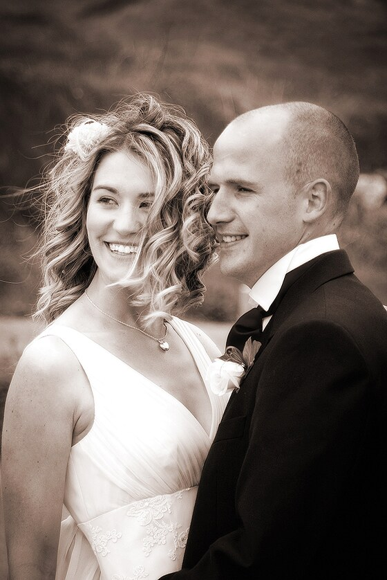 wedding photographer Hayle