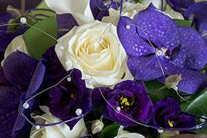 Shah Photography photograph many wedding flowers by Wedding Flowers in Cornwall