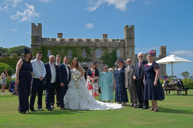 wedding photographer st ives cornwall