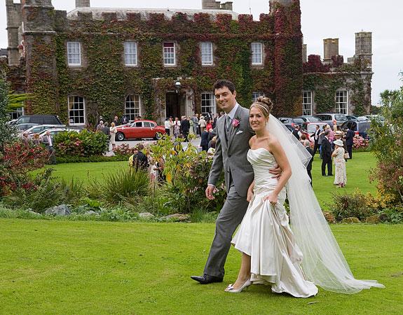 Wedding Photographers Tregenna Castle St Ives