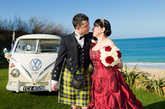 wedding Carbis Bay Hotel great venue in Cornwall for wedding photography